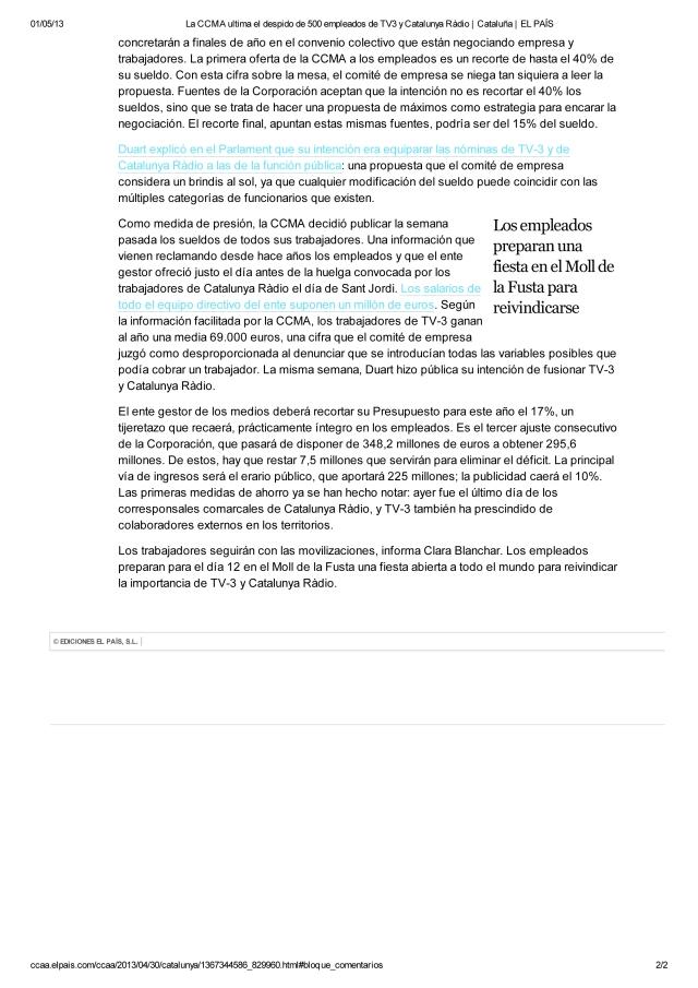 Article El Pais 2